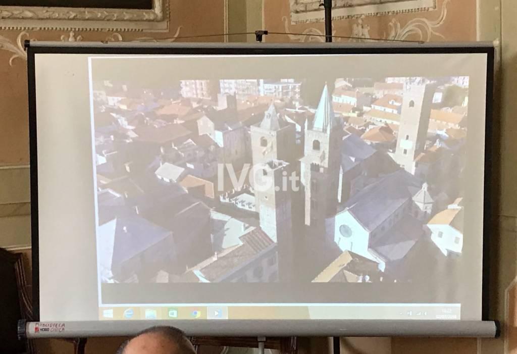 Albenga in mostra sulle navi di Costa Crociere