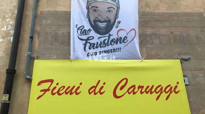 Albenga, inaugurata piazza Trincheri nel ricordo di Fausto Vignola