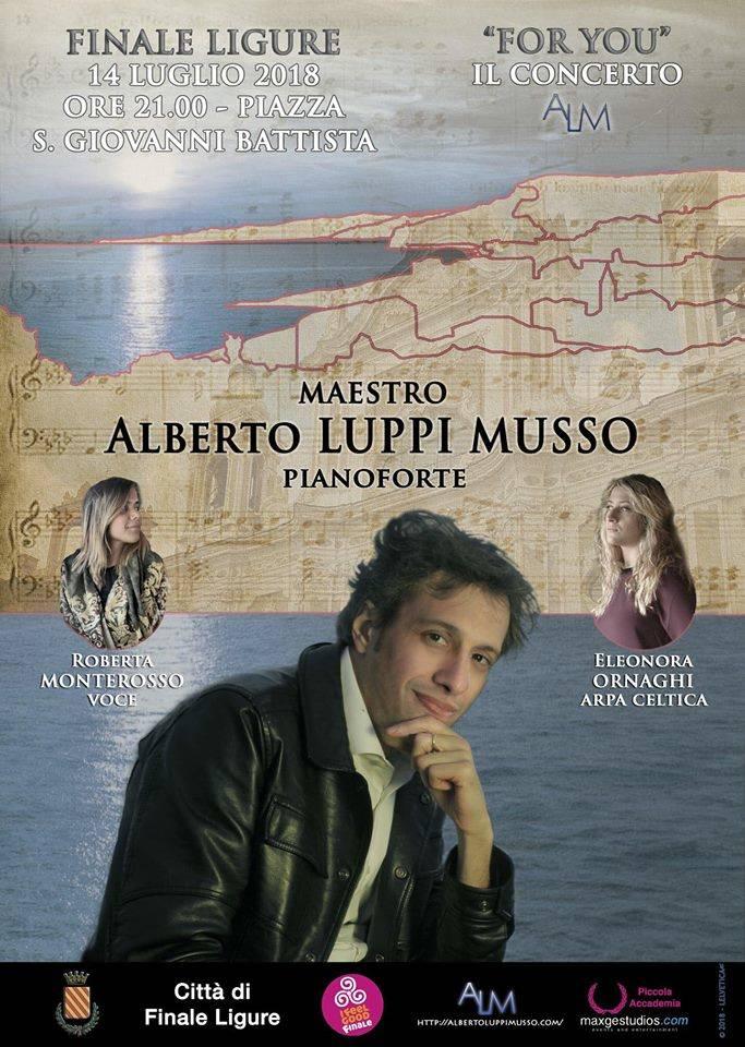 Alberto Luppi Musso concerto pianoforte