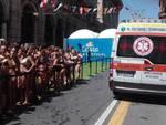 ambulanze evento costa