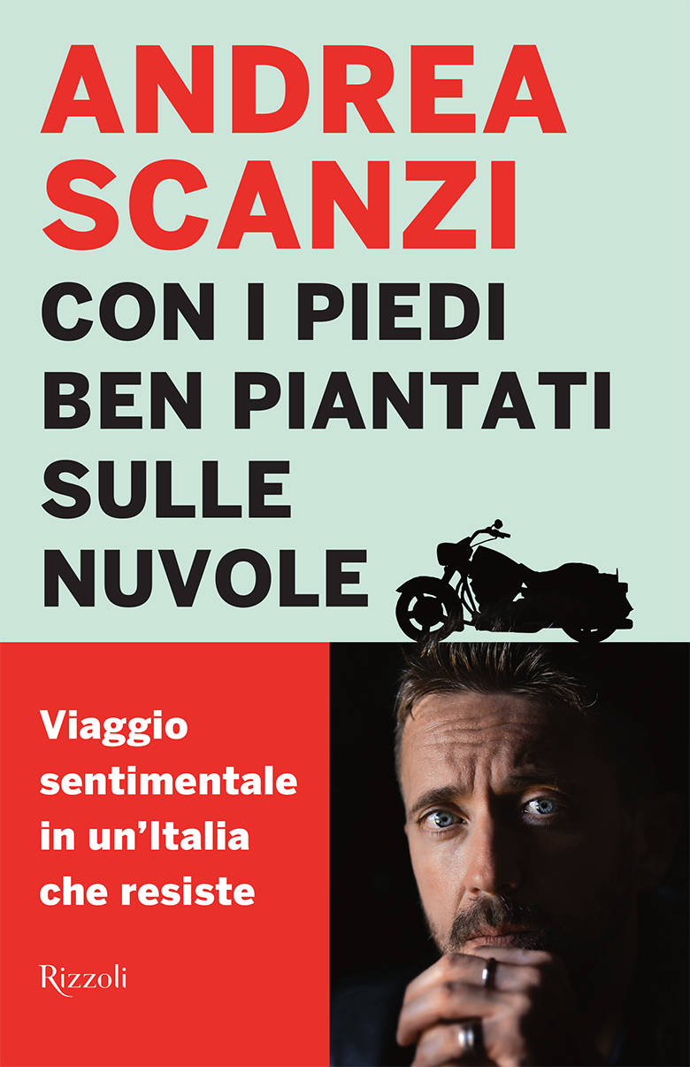"""Andrea Scanzi """"Con i piedi ben piantati sulle nuvole"""""""
