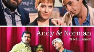 """""""Andy e Norman"""" Compagnia Teatro Civico 9"""