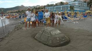 architetti in erba castelli sabbia