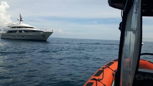 area marina protetta portofino illecito