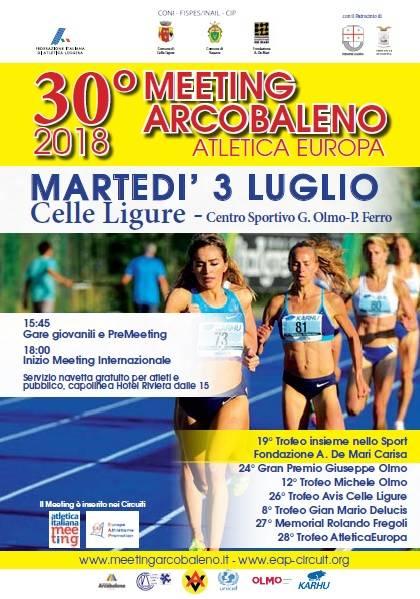 atletica_30meetingarcobaleno_locandina