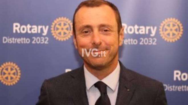 Aurelio Palmieri Rotary Club Savona