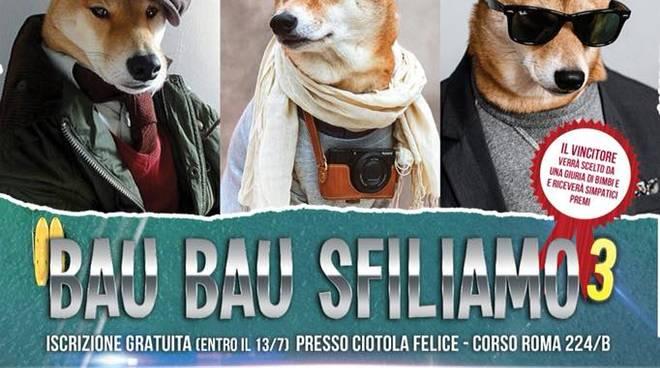 """""""Bau Bau Sfiliamo"""" 2018 Loano"""