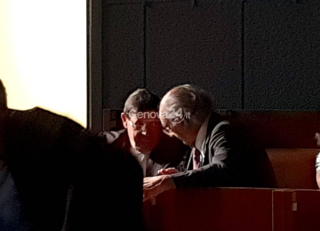 Truffa Banca Carige, condannato a otto anni e sette mesi Giovanni Berneschi