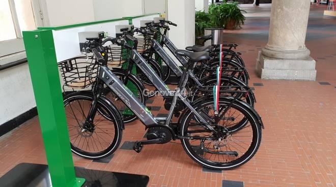 bici elettriche al ducale