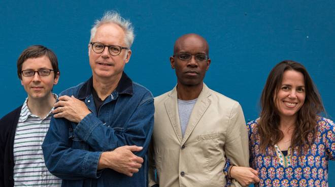 Bill Frisell ensemble