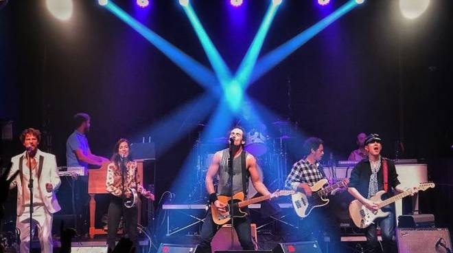 Blood Brothers tribute band Bruce Springsteen
