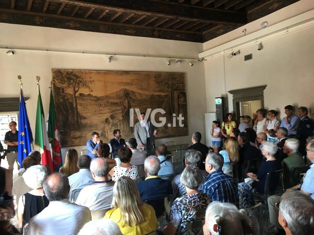 Cairo inaugurata la nuova sede della biblioteca civica a Palazzo Scarampi