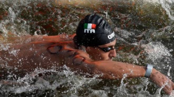campionati assoluti nuoto acque libere 2018 sturla