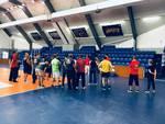 Il Wing Chun allo stage del 1 Luglio a Nizza in Francia