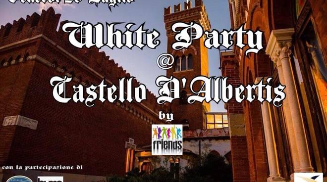 White Party@Castello D\'Albertis by FRIENDS