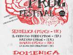 PSYCH-PROG FESTIVAL con SENDELICA, IL CERCHIO D\'ORO, DHVANI, NATHAN