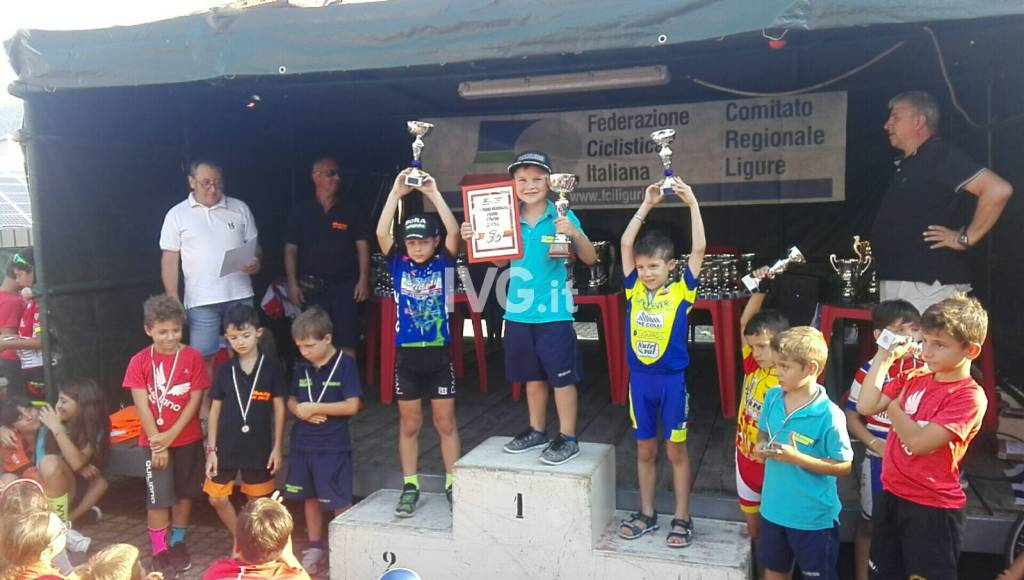AS ANDORA CICLISMO: I campioni regionali 2018