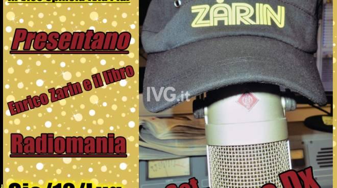 Presentazione libro Radiomania