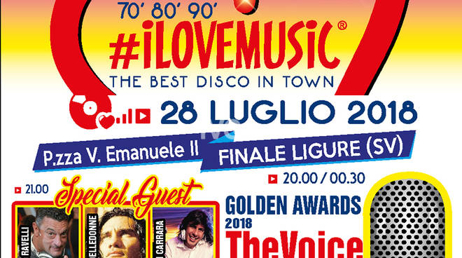 #ILOVEMUSIC - THE BEST DISCO IN TOWN - BEACHON