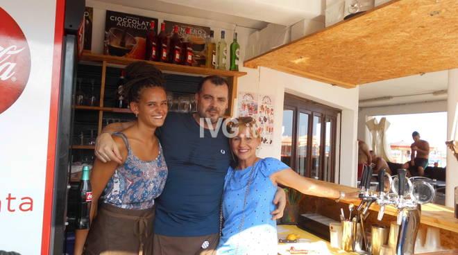 Bagni Nilo Summer Party e Cena Valtellinese