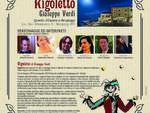 Il Rigoletto di G. Verdi al Dominio Mare Resort & Spa, Bergeggi/SV - 20.7.2018 ore 21.00