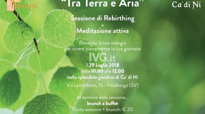 REBIRTHING E RISVEGLIO ENERGETICO