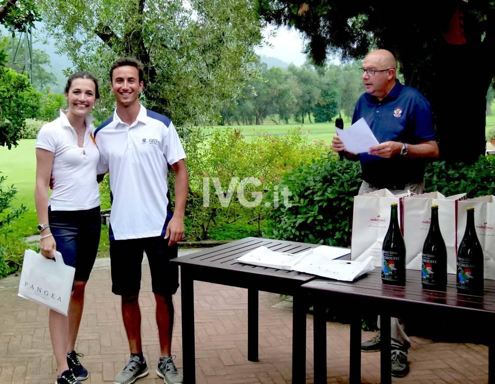 Golf Club Garlenda Primo evento \