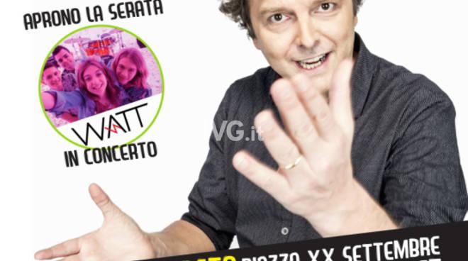 Bergeggi CABARET con ANTONIO ORNANO