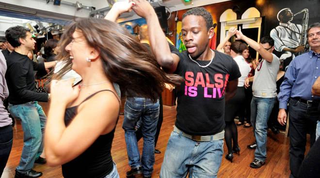 Festa cubana e stage di kizomba al Caribe