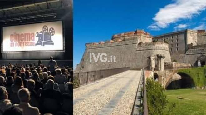 """Da Mercoledì prossimo sul Priamar di Savona: la 7° edizione de\""""Il Cinema in Fortezza\"""""""