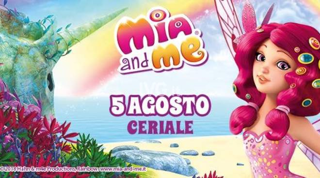 Mia and me a Ceriale