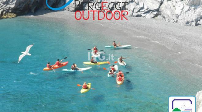 Escursioni guidate in canoa all\'interno dell\'Area Marina Protetta Isola di Bergeggi