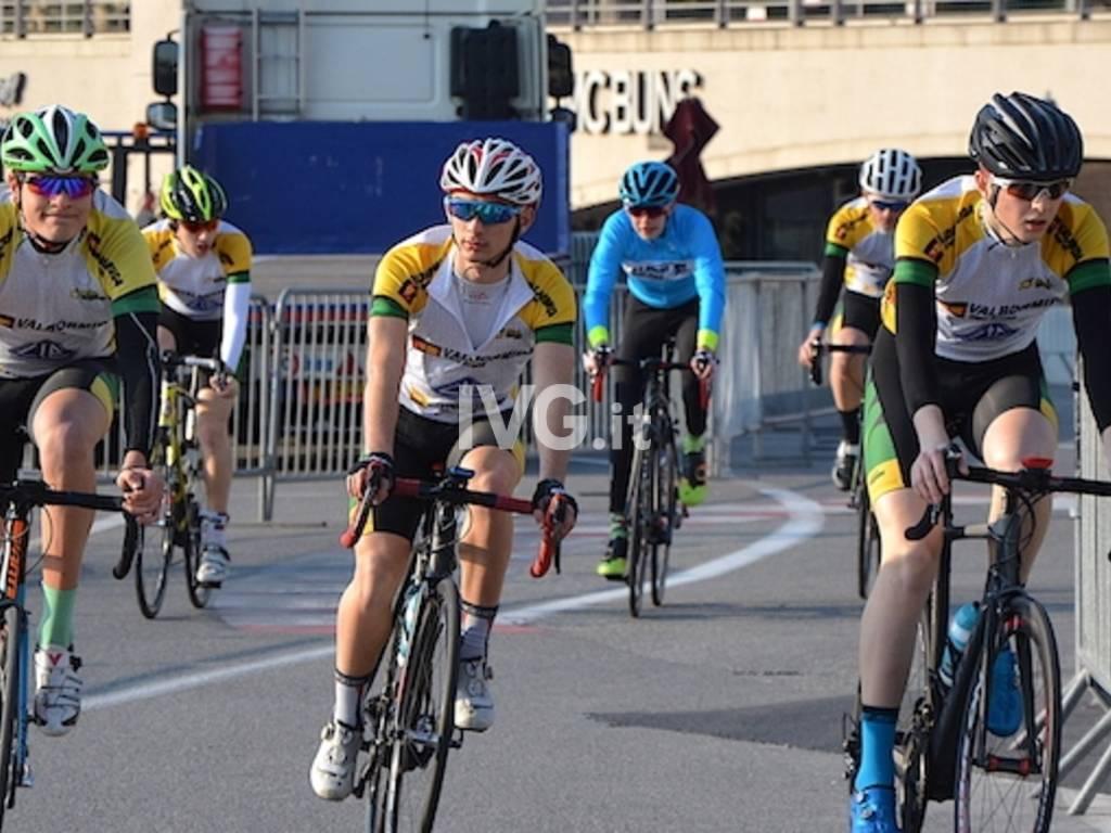 AS ANDORACICLISMO:  settimana calda per i giovani ciclisti.