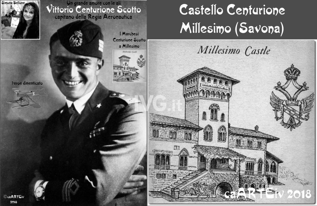 Millesimo commemora il 23 settembre con un libro il capitano della regia aeronautica Vittorio Centurione Scotto