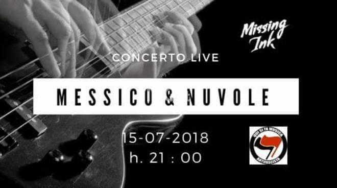 Stasera ad Albenga: Missing Ink live @ARCI Messico & Nuvole