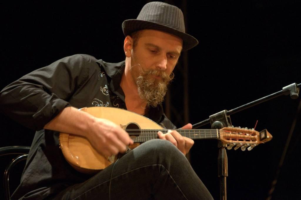 Carlo Aonzo mandolino