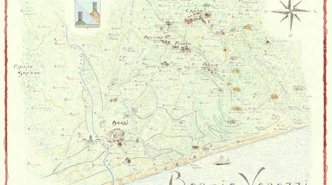 carta toponimi