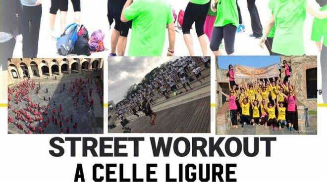 celle ligure street workout