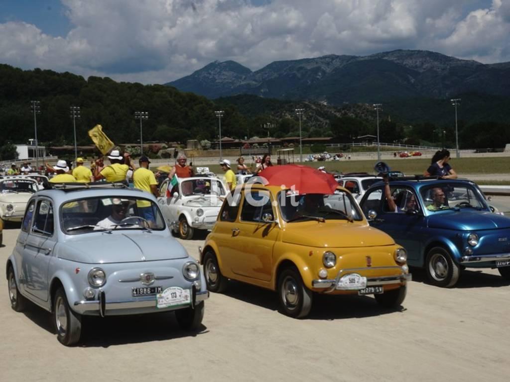 Meeting Internazionale Fiat 500, annullata l'edizione 2020   IVG.it