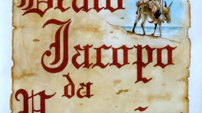 Commemorazione beato Jacopo da Varagine