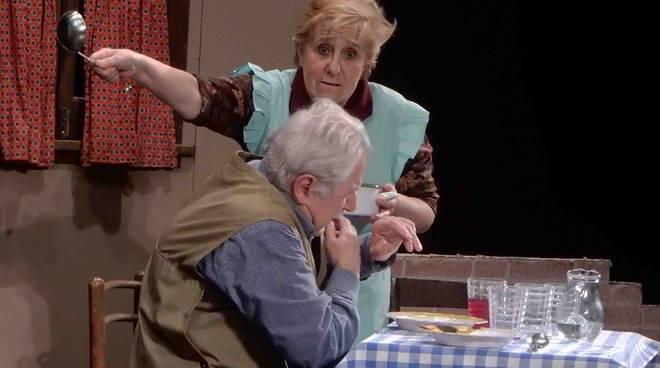 """Compagnia Teatrale San Fruttuoso """"Manezzi inte 'n manezzo"""""""