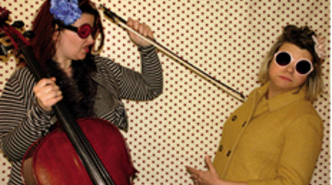 """Concert Jouet"" Paola Lombardo e Paola Torsi"