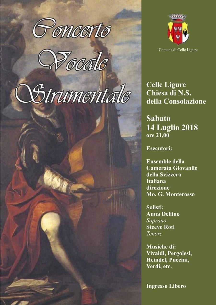 Concerto Camerata Giovanile della Svizzera Italiana