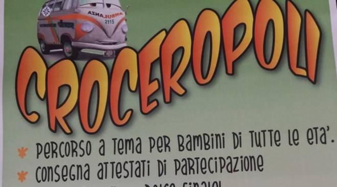 """""""Croceropoli"""" Croce Verde Albisola Superiore"""