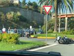 Incidente Savona Corso Svizzera