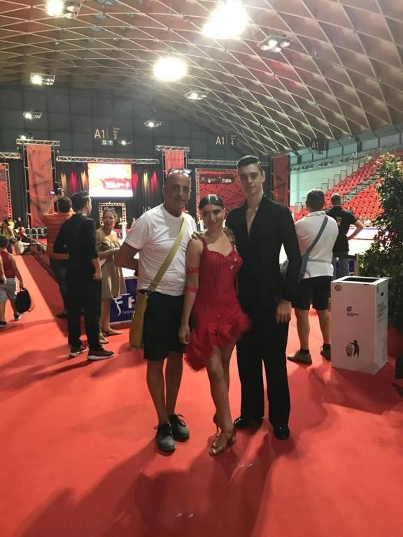 Danza sportiva: i savonesi del settore paralimpico ai campionati italiani