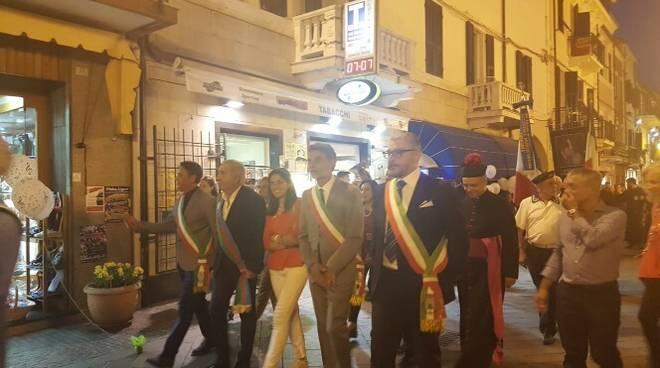 De Vincenzi festa 500 anni Filarmonica Moretti