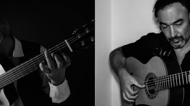 Juan Lorenzo e Roberto Margaritella chitarristi