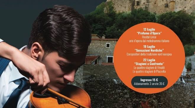 """Festival """"Castelvecchio in Musica"""" 2018"""