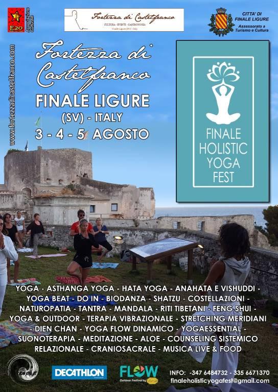 Finale Holistic Yoga Fest 2018